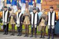 Танцевальный коллектив «Очарование», танец «Воробьиная дискотека»