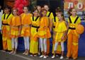III место Шоу-группа «Парадокс», танец «Ребята нашего двора»