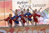 Танцевальный коллектив Солнышко номер Родина моя