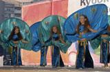 Коллектив восточного танца Новый стиль номер Павлины