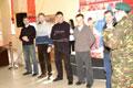 открыть фотогалерею 23 февраля 2011 года в ТЦ